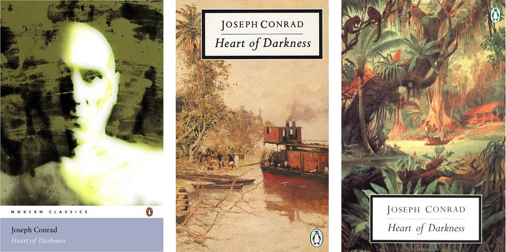 racism portrayed in joseph conrad s heart