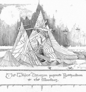 Thoughts on Tolkien's 'Roverandom'