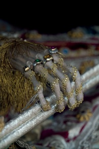 The hand of St. Valentin. Image:  Paul Koudounaris