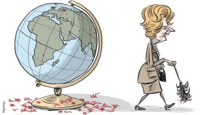 Thatcher cartoon