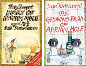 Adrian Mole 1 and 2
