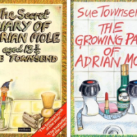 Thoughts on the first two 'Adrian Mole' books by Sue Townsend