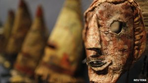 A small victory for anthropology: the return of sacred Hopi masks