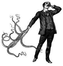 tentacled man
