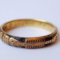 Happy Halloween! / 'Memento mori' rings