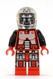 The robot spy from the 'Spyrius' range of the early '90s. Image: http://www.1000steine.com/brickset/minifigs/large/sp041.jpg