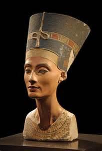 Bust of Nefertiti. Image: en.wikipedia.org